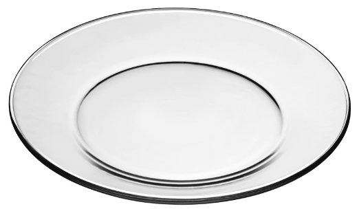 10 Inch Glass Dinner Plate  sc 1 st  Rent-All Plaza & 10\