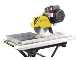 "12"" Electric Tile Cutter"