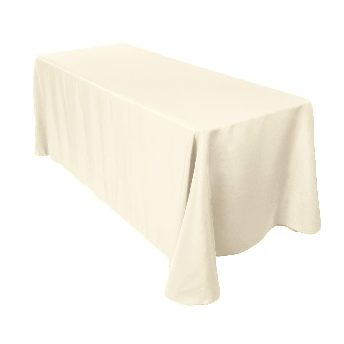 90 Quot X 156 Quot Rectangular Linen Tablecloth