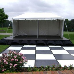 Staging & Dance Floor