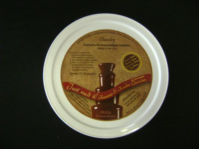 2.5 LBS Dark Chocolate