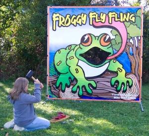 Froggy-Fly-Fling