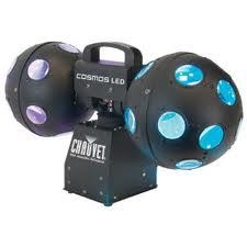 LED Cosmos Dual Rotating Balls