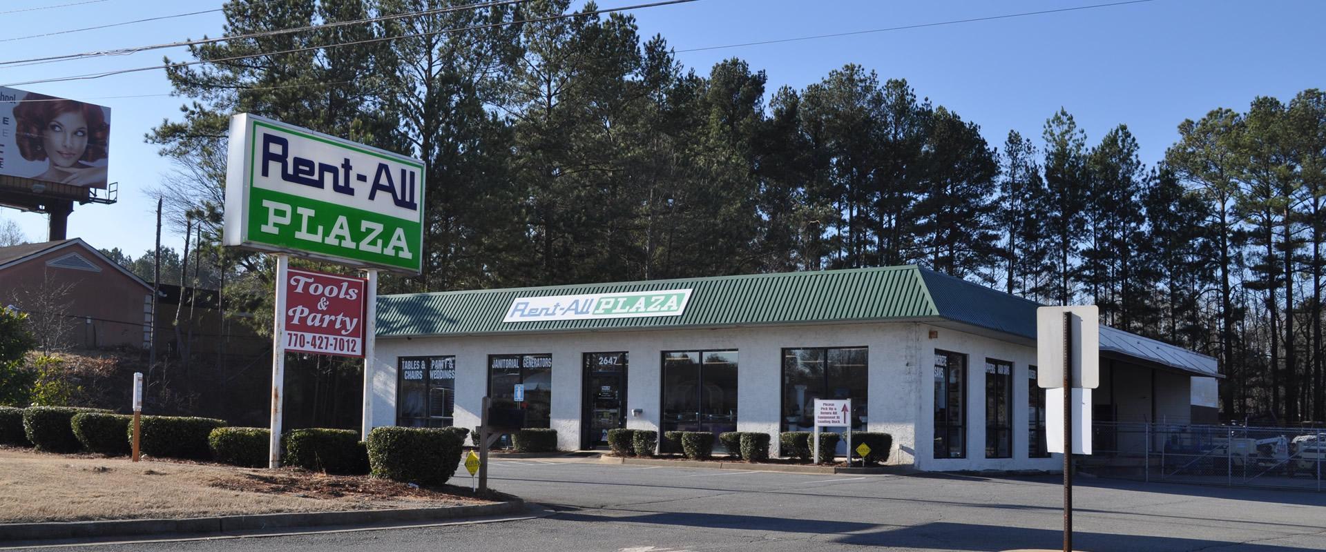 rentall-plaza-store